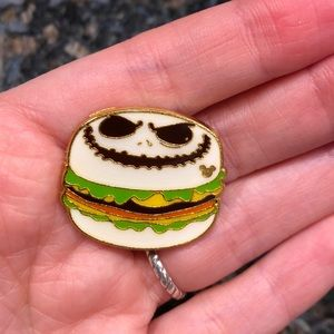 Disney Jack Skellington Pin